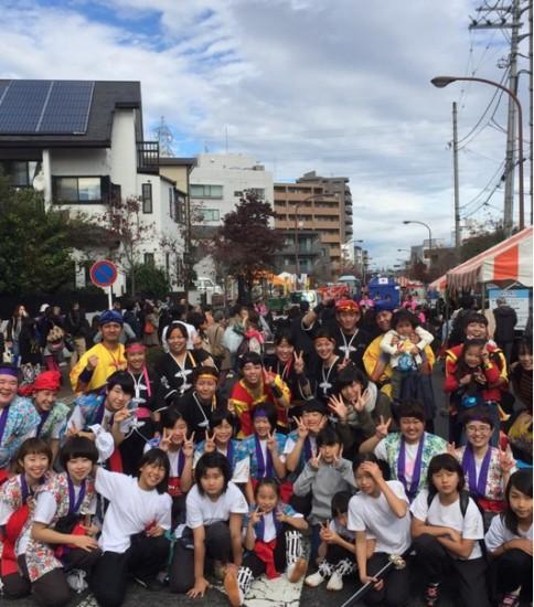 狛江市民祭り
