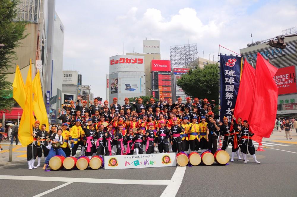 新宿エイサー2017_170802_0076
