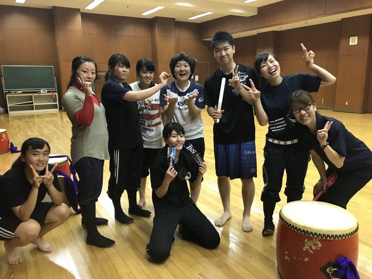 琉球國祭り太鼓東京支部よりお知らせです